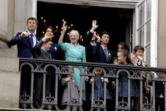 H.M.THE QUEEN MARGTRHE II CELEBRATES 75 BIRTHDAY