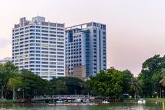 H.M.Queen Sirikit Building in Chulalongkorn hospital. Bangkok, Thailand - December 12: H.M.Queen Sirikit Building in Chulalongkorn hospital on December 12,2014 Stock Photography