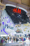 H&M store Royalty Free Stock Photos