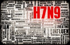 H7N9 Stock Photos