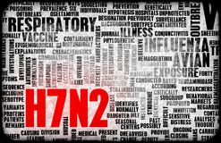 H7N2 Stock Photo