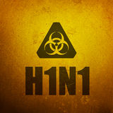 H1N1 Swine Flu Stock Photography