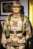 H Norman Schwarzkopf, JR - General del ejército de Estados Unidos Imágenes de archivo libres de regalías
