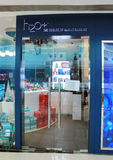 H2o shop in metro city plaza Stock Image