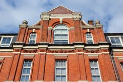 Hôpital BRITANNIQUE Image libre de droits