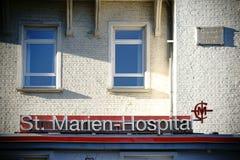 Hôpital Cologne de St Marys Images stock