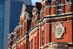 Hôpital de Birmingham Images stock