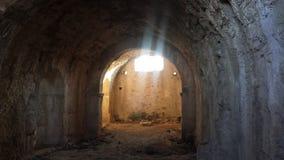 Hôpital de Byzantin Photographie stock libre de droits