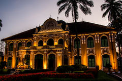 Hôpital de Chao Phya Abhaibhubejhr Images libres de droits