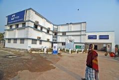 Hôpital de Glocal dans le Bengale-Occidental Photo libre de droits