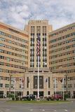 Hôpital de l'administration de vétéran Images stock