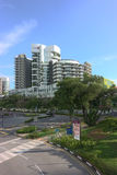 Hôpital de la Communauté de Jurong, Singapour image stock