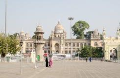 Hôpital de Nizamia, Hyderabad Photos stock