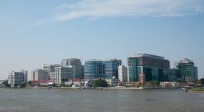 Hôpital de Sirirat à Bangkok, Thaïlande Photo libre de droits