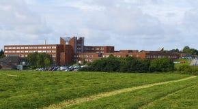 Hôpital Général Cumbria de Furness Images libres de droits