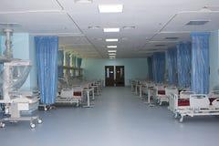 Hôpital intérieur Photo stock