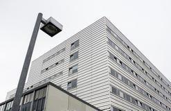 Hôpital intérieur de couloir Image libre de droits