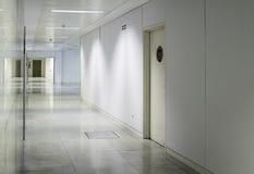 Hôpital intérieur de couloir Images stock