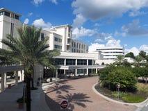 Hôpital moderne Photos libres de droits