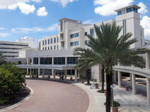 Hôpital moderne Photographie stock