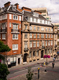 Hôpital privé de pont de Londres Photo libre de droits