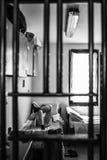 Hôpital psychiatrique criminel Photos libres de droits