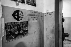 Hôpital psychiatrique criminel Photographie stock