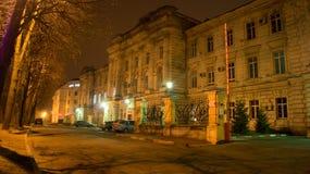 Hôpital régional du ` s d'enfants dans Tver Images stock