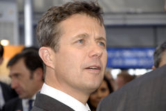 H.R.CROWN PRINCE FREDERIK_EWEA OFFSHORE 2015 Stock Photography