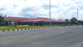 H A S Hanandjoeddin-Flughafen Lizenzfreie Stockfotos