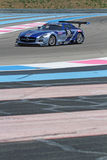 24H Series endurance race Royalty Free Stock Photos