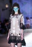 Hôte Porter Fashion Show : Boudoir, Zagreb, Croatie Photographie stock libre de droits