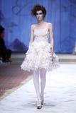 Hôte Porter Fashion Show : Boudoir, Zagreb, Croatie Images libres de droits