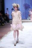 Hôte Porter Fashion Show : Boudoir, Zagreb, Croatie Photographie stock