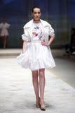 Hôte Porter Fashion Show : JUMEAUX par Begovic i Stimac, Zagreb, C Photos libres de droits