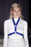 Hôte Porter Fashion Show : Mario Vijackic, Zagreb, Croatie Image libre de droits
