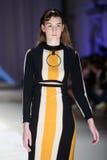 Hôte Porter Fashion Show : Mario Vijackic, Zagreb, Croatie Photos libres de droits