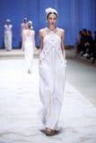 Hôte Porter Fashion Show : Savoir, Zagreb, Croatie Images libres de droits