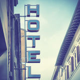 hôtel Photographie stock
