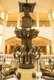 hôtel Adlon, Berlin d'Éléphant-fontaine images stock