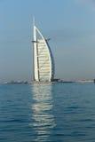 Hôtel arabe d'Al de Burj - Dubaï Photos libres de droits