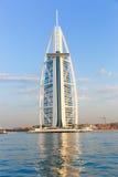 Hôtel arabe d'Al de Burj - Dubaï Photographie stock