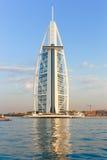 Hôtel arabe d'Al de Burj - Dubaï Image stock