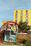 Hôtel, Berlin, Allemagne Photos stock