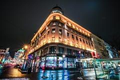 Hôtel Bristol Vienna Photo libre de droits