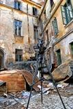 Hôtel Concordia Photographie stock libre de droits