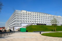 Hôtel d'arène de Cluj Napoca Photo stock