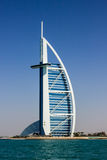 Hôtel d'Arabe d'Al de Burj Images libres de droits
