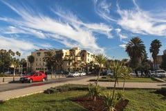 Hôtel d'IBIS dans Meknes, Maroc Photographie stock