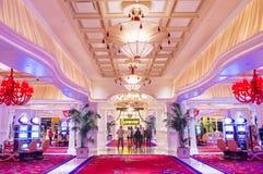 Hôtel de bis de Las Vegas photos stock